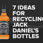 7 Ideas for Recycling a Jack Daniel's Bottle