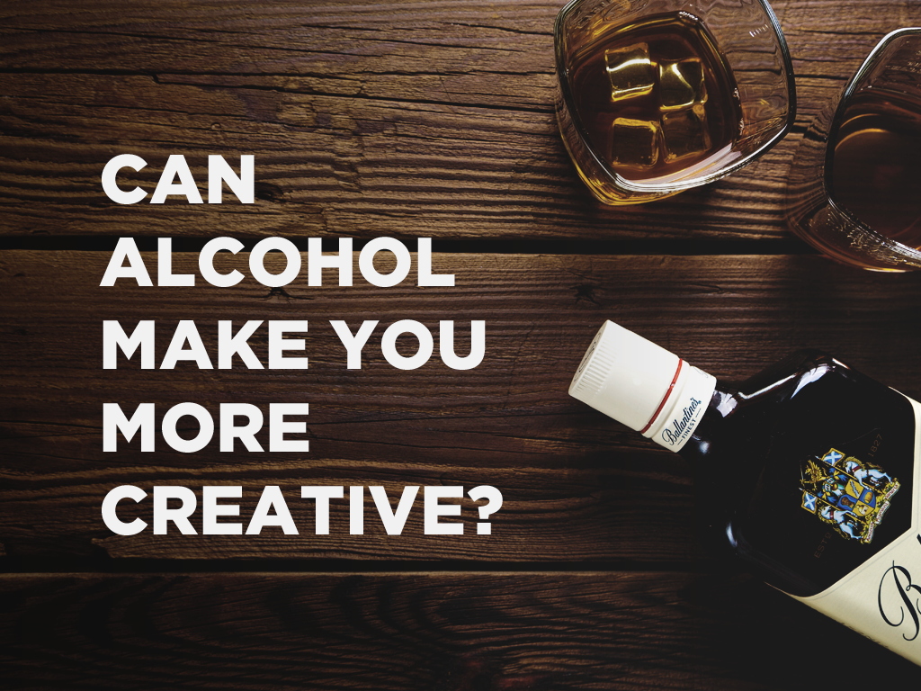 Can Alcohol Make You More Creative
