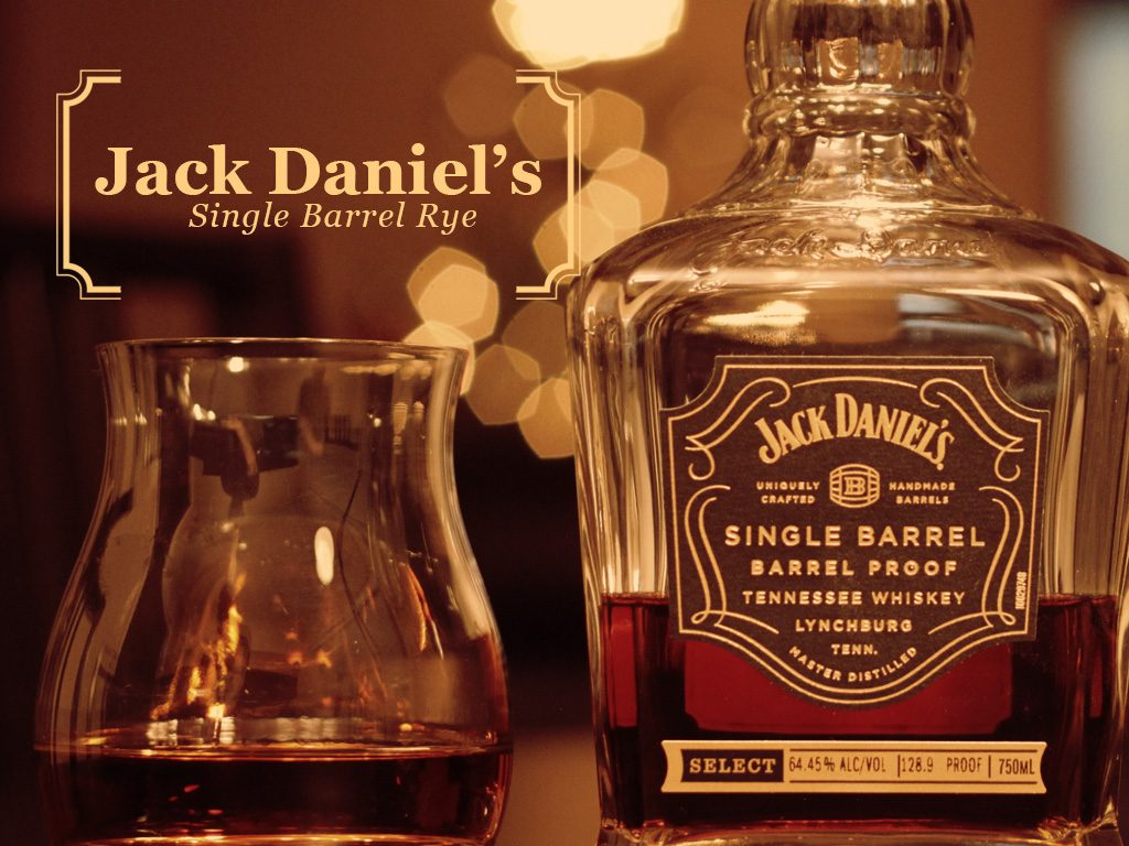 Jack Daniel's Single Barrel Rye