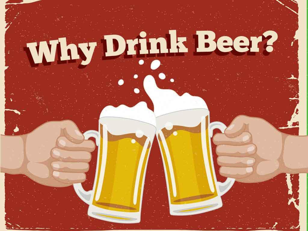 The Golden Elixir: Why You Should Drink Beer