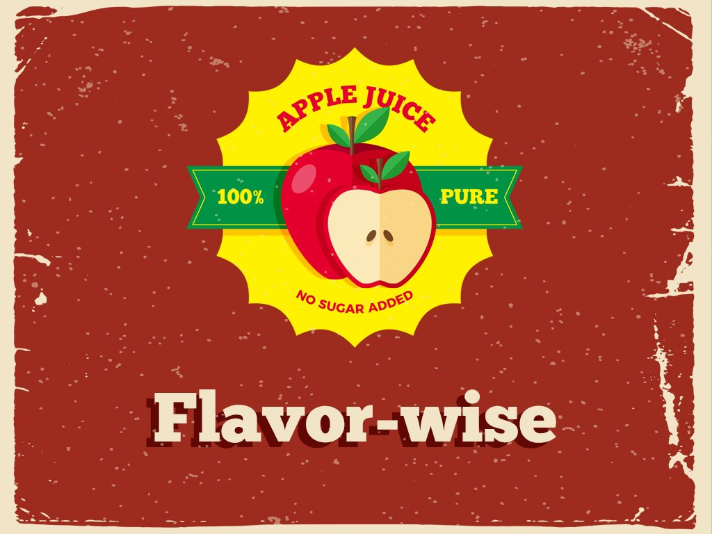 Flavor-wise