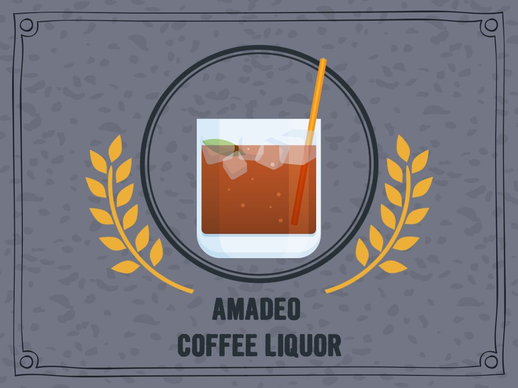 Amadeo Coffee Liquor