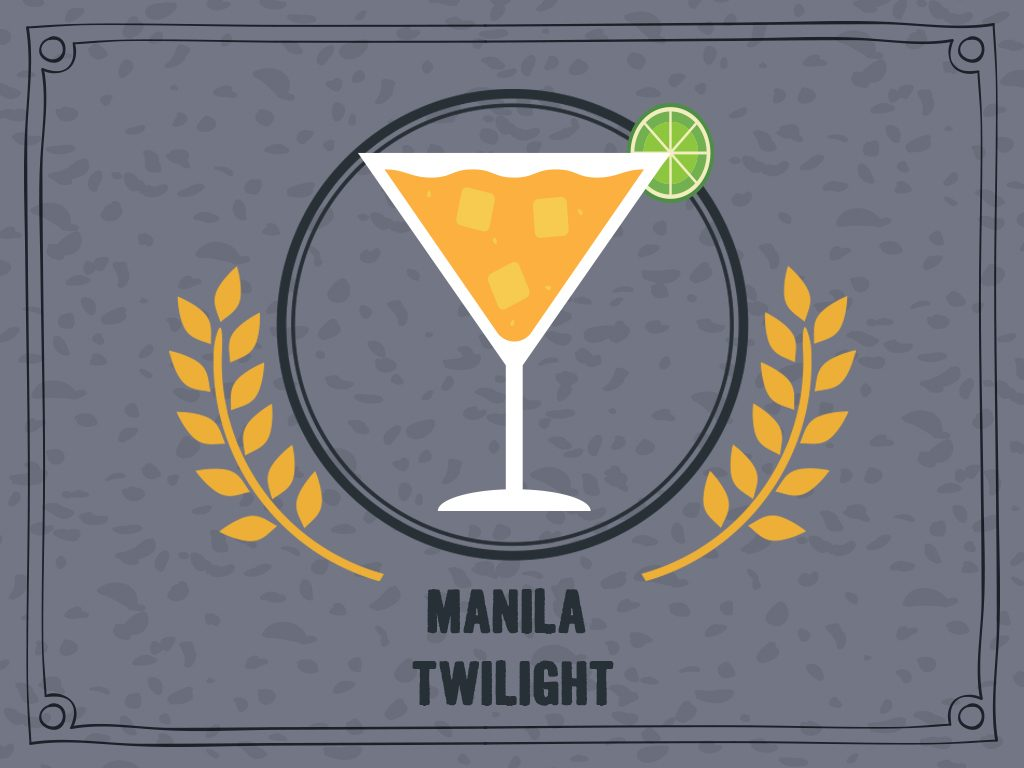 Manila Twilight