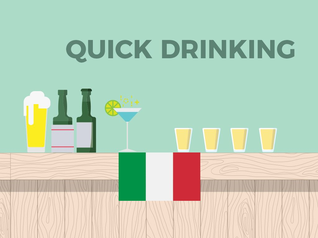 Quick Drinking (Italy)