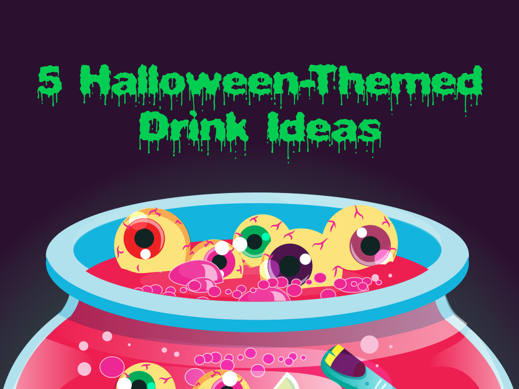 5 Halloween-Themed Drink Ideas