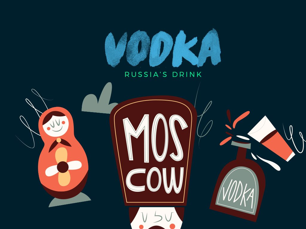 Vodka: Russia's Drink