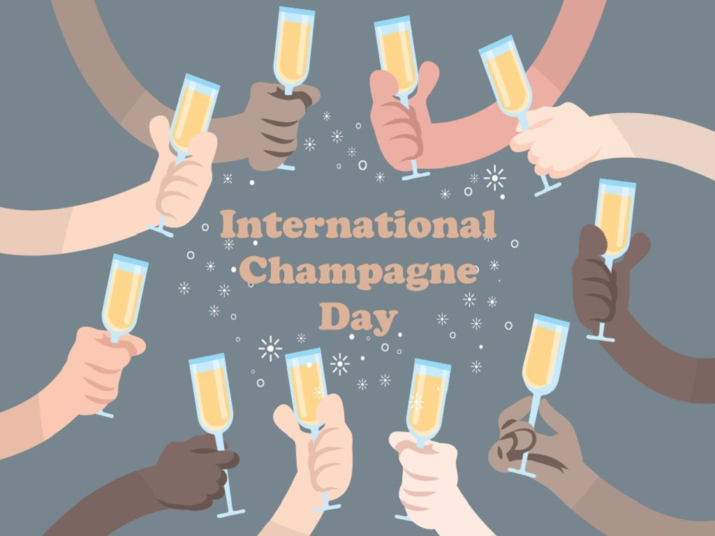 international champagne day