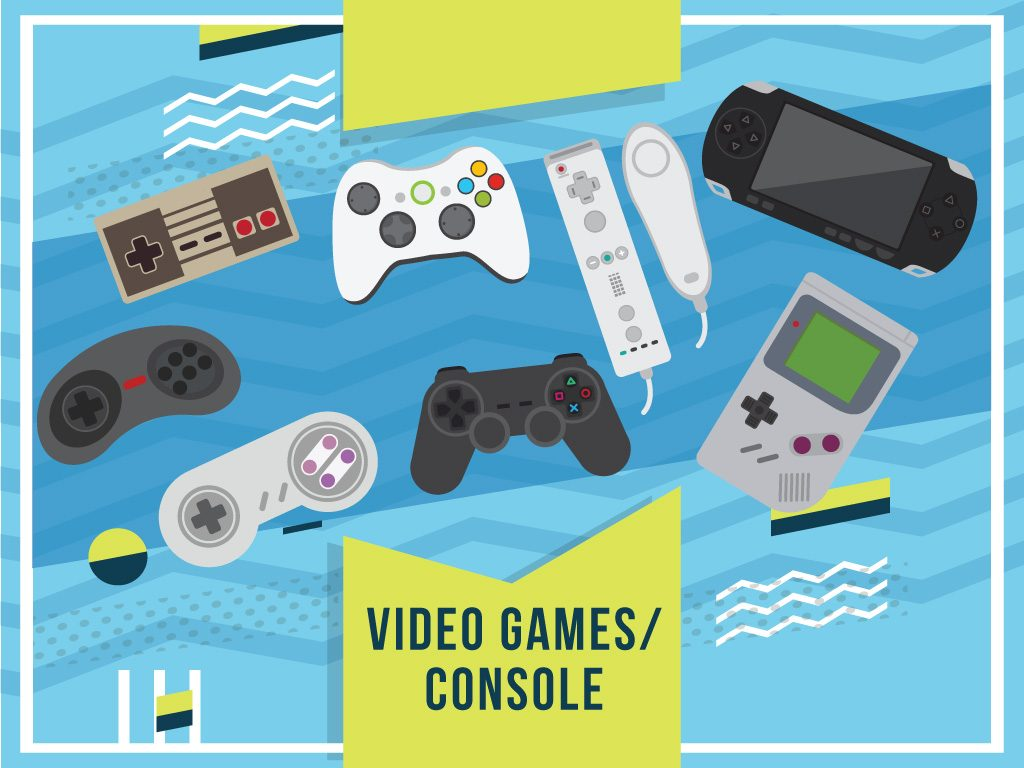Video Games/Console