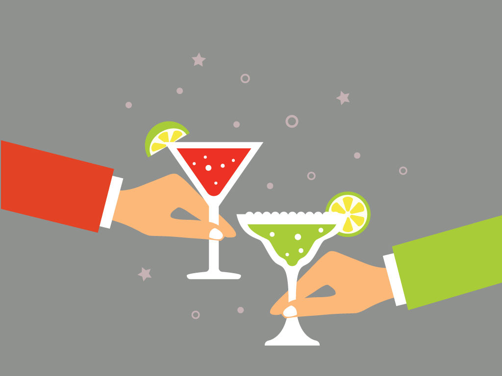 New Cocktail Recipes to Look Forward to for the New Year