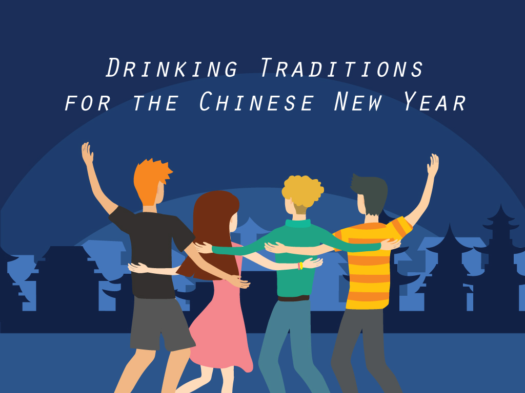 Drinking Traditions for the Chinese New Year