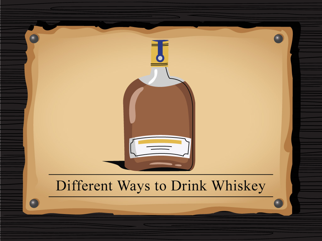 Different Ways to Drink Whiskey