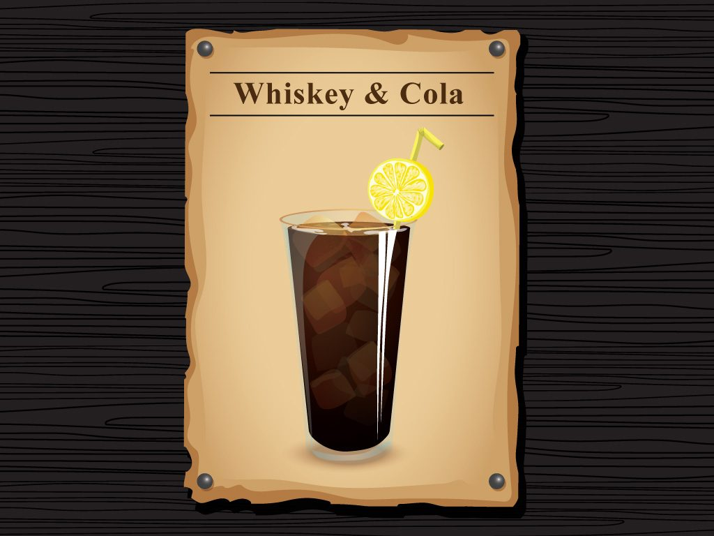 Whiskey and Cola