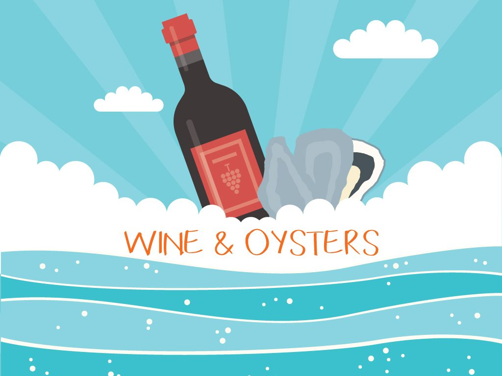 Wine + Oysters