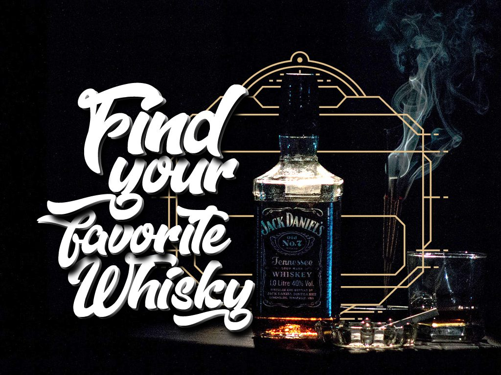 Find Your Favorite Whiskey