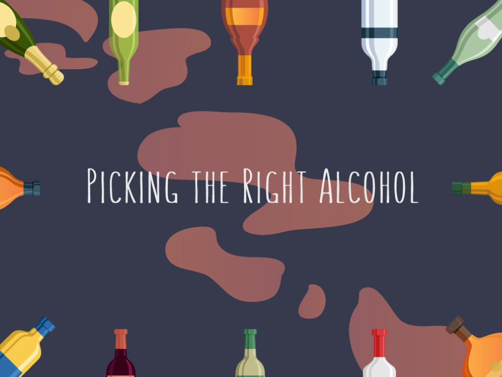 Picking the Right Alcohol