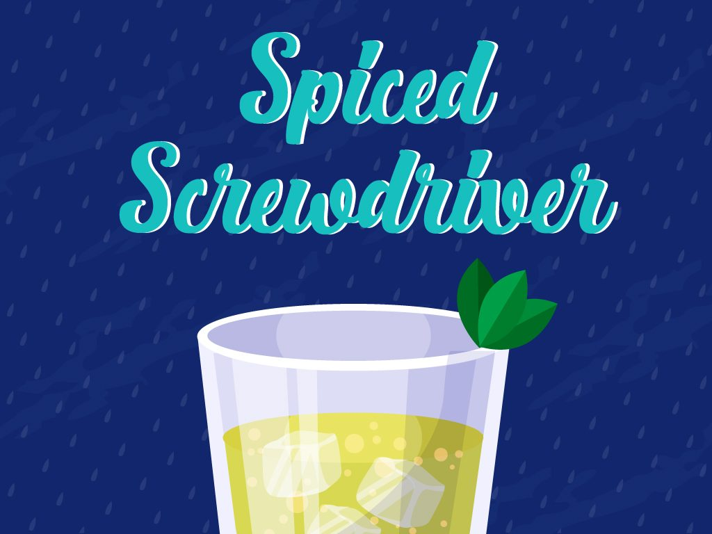 Spiced Screwdriver