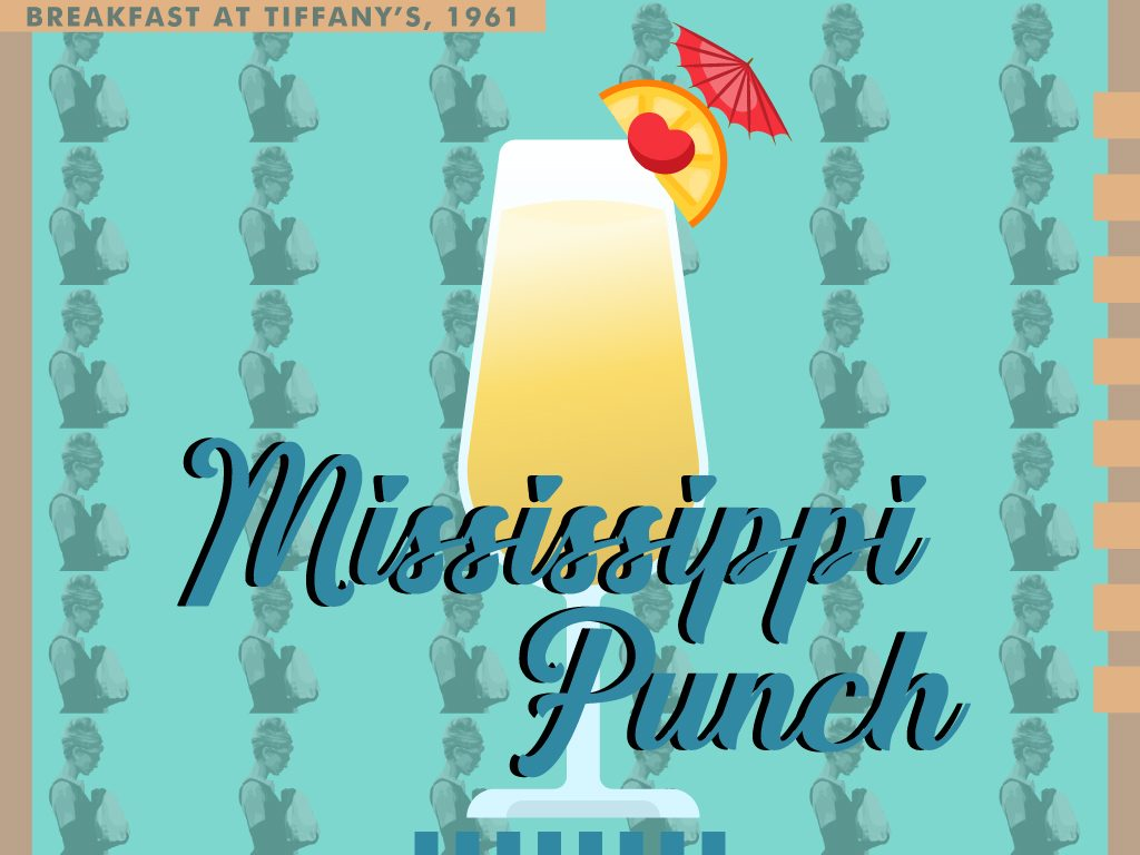 Mississippi Punch - Breakfast at Tiffany's (1961)