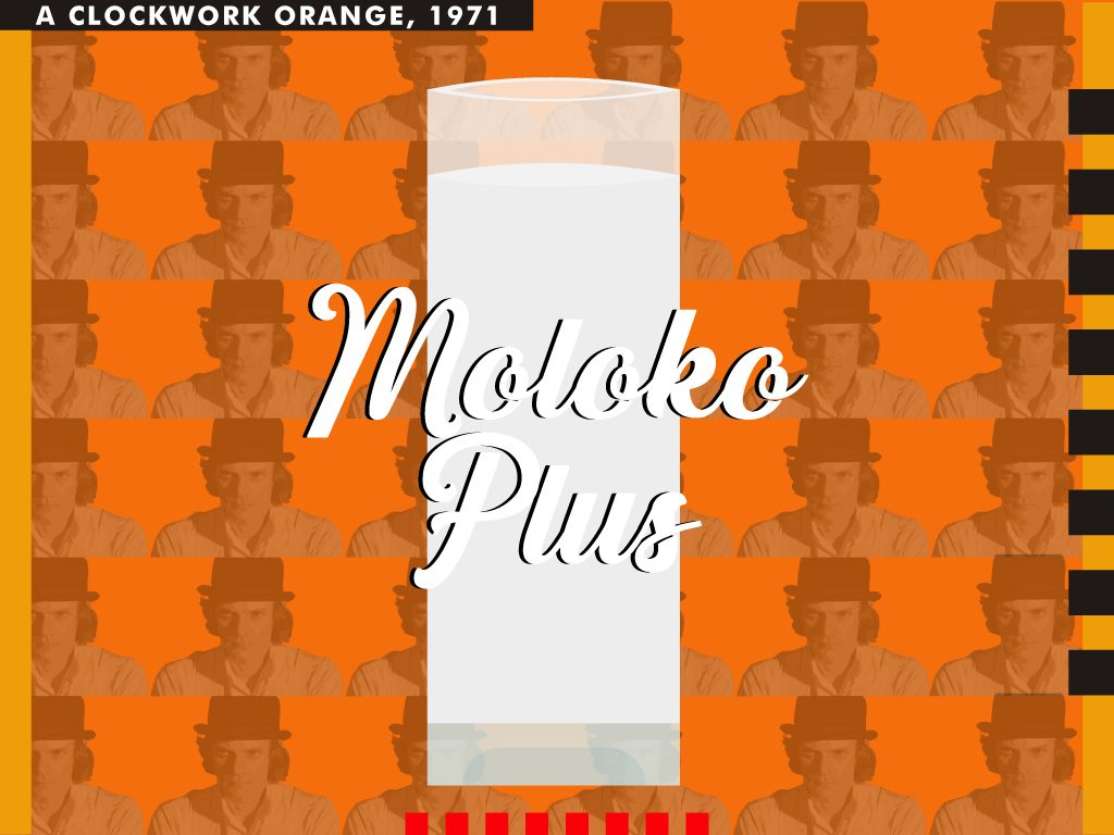 Moloko Plus - A Clockwork Orange (1971)