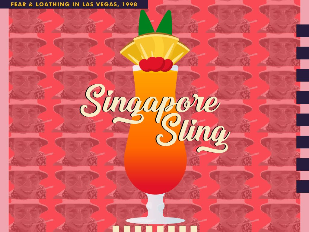 Singapore Sling - Fear and Loathing in Las Vegas (1998)