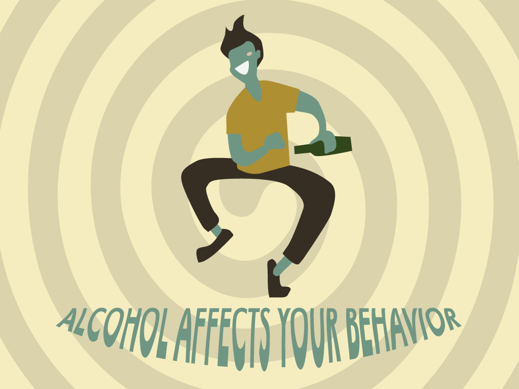 Alcohol-affects-your-behavior