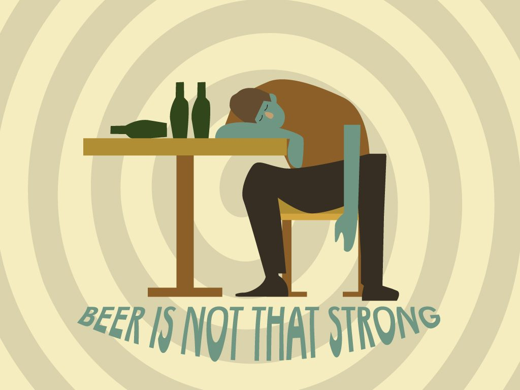 Beer-is-not-that-strong