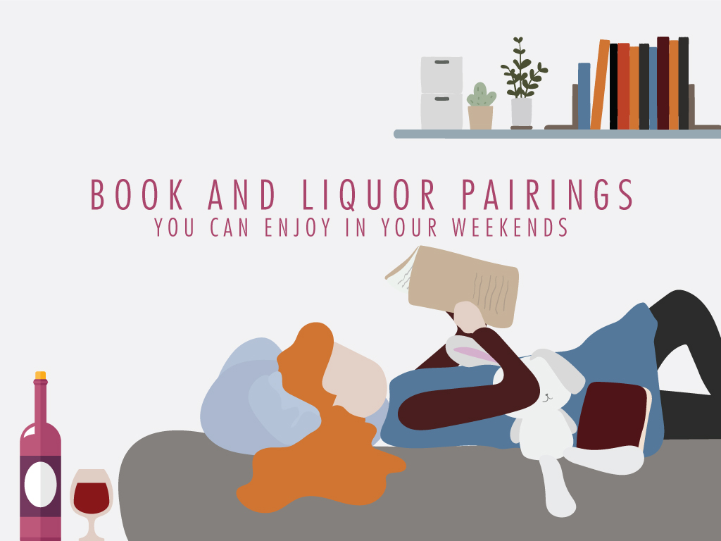 Book-and-Liquor-Pairings-You-Can-Enjoy-in-Your-Weekends