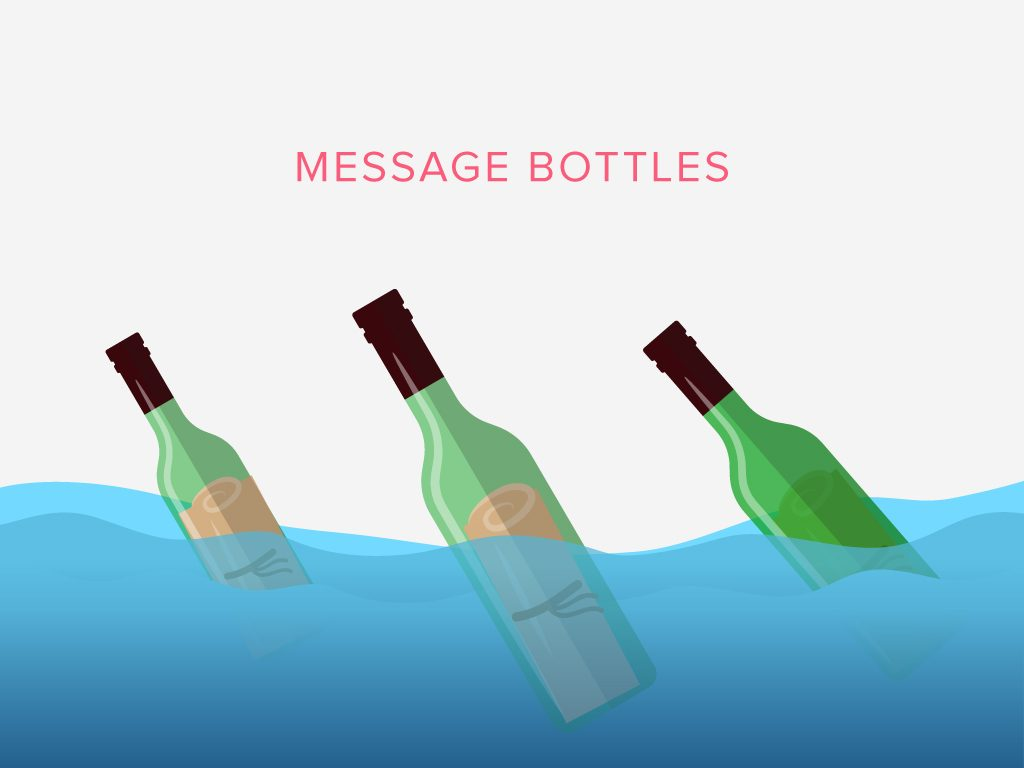 Message Bottles