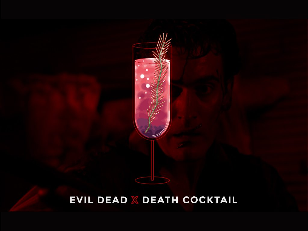 Evil Dead + Death Cocktail