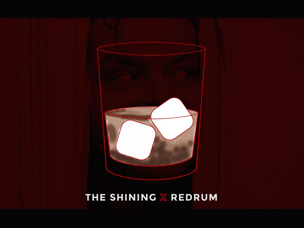 The Shining + Redrum