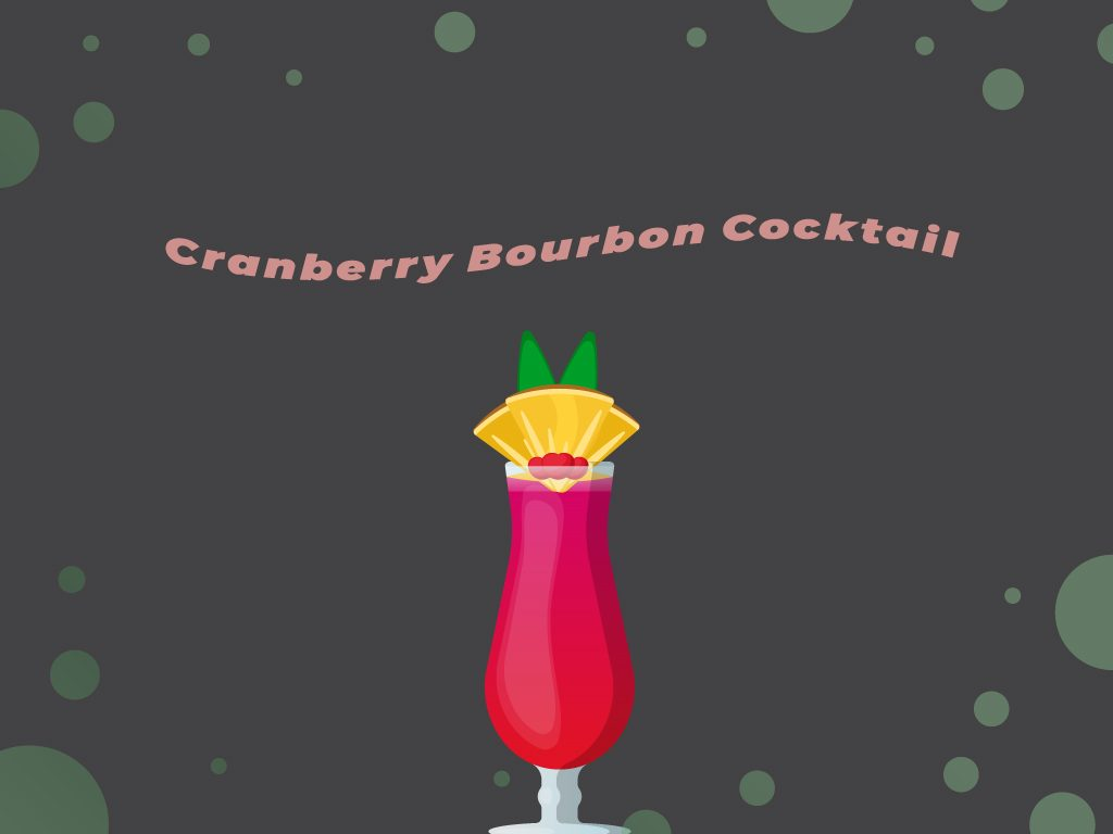 Cranberry-Bourbon-Cocktail