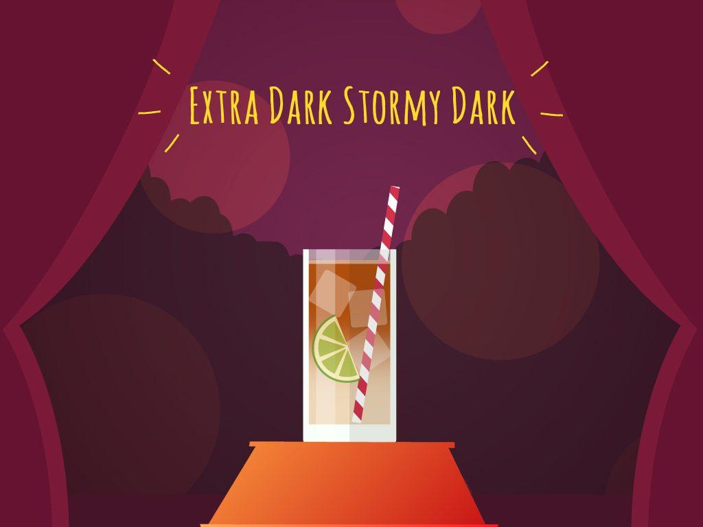 Extra Dark Stormy Dark