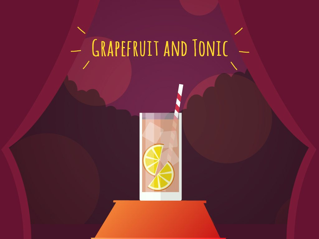 Grapefruit And Tonic