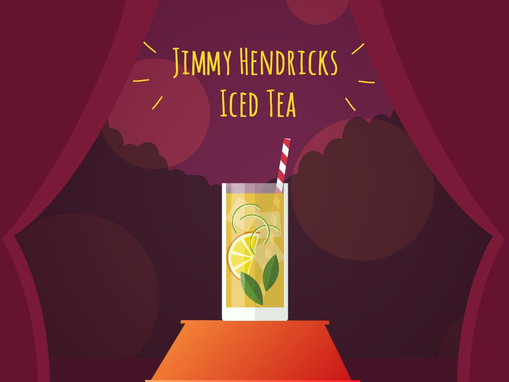 Jimmy Hendricks Iced Tea