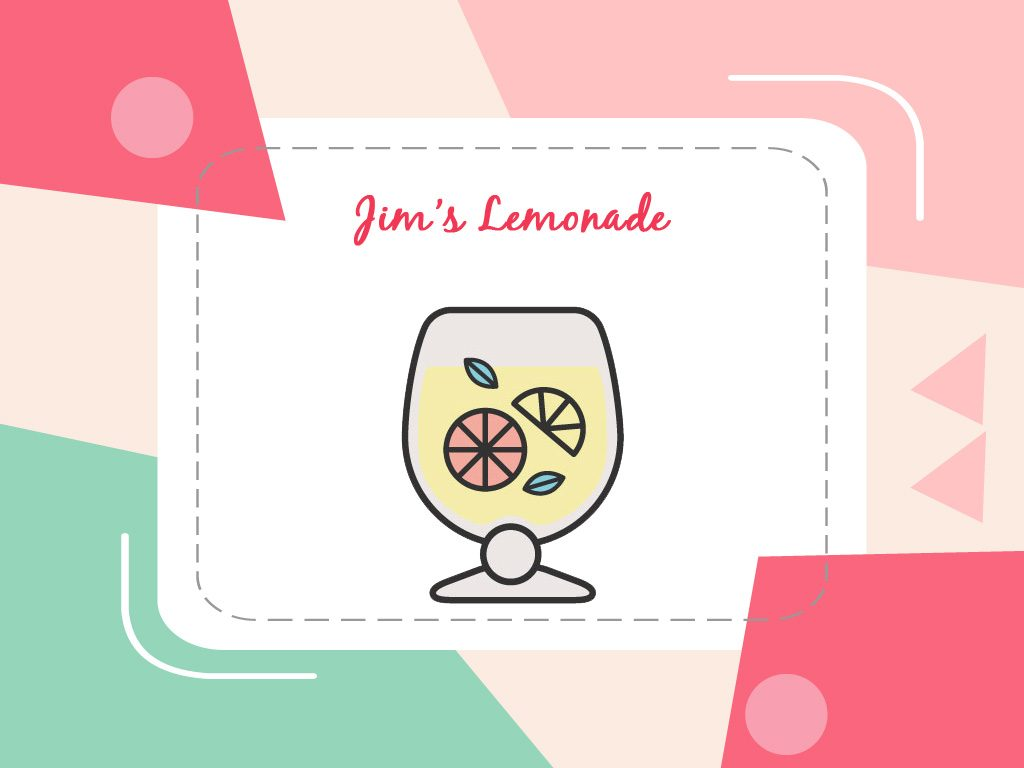 Jim's Lemonade