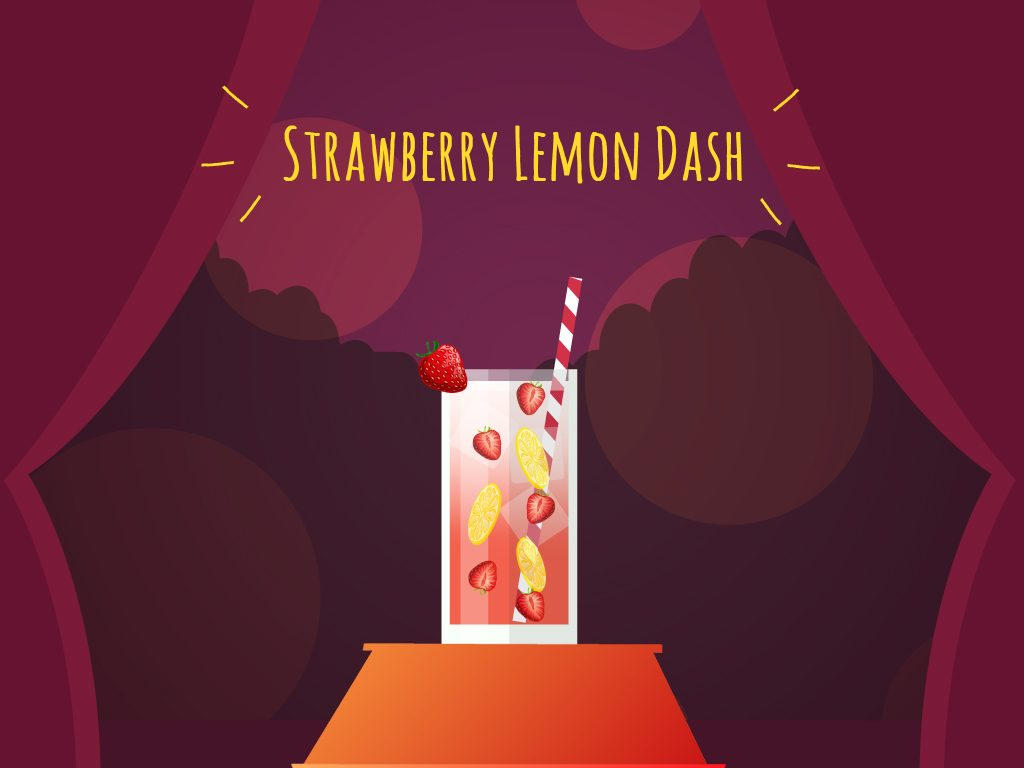 Strawberry Lemon Dash