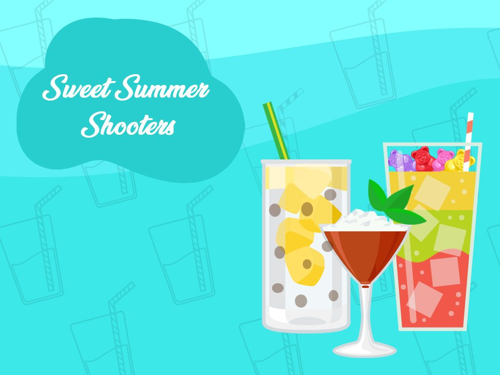 Sweet Summer Shooters