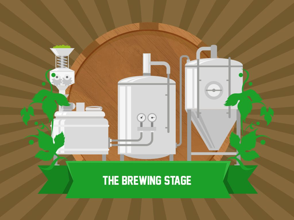 The Brewing Stage