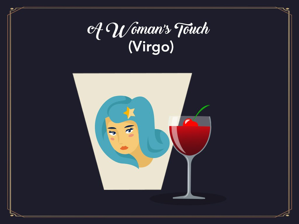A Woman's Touch (virgo)