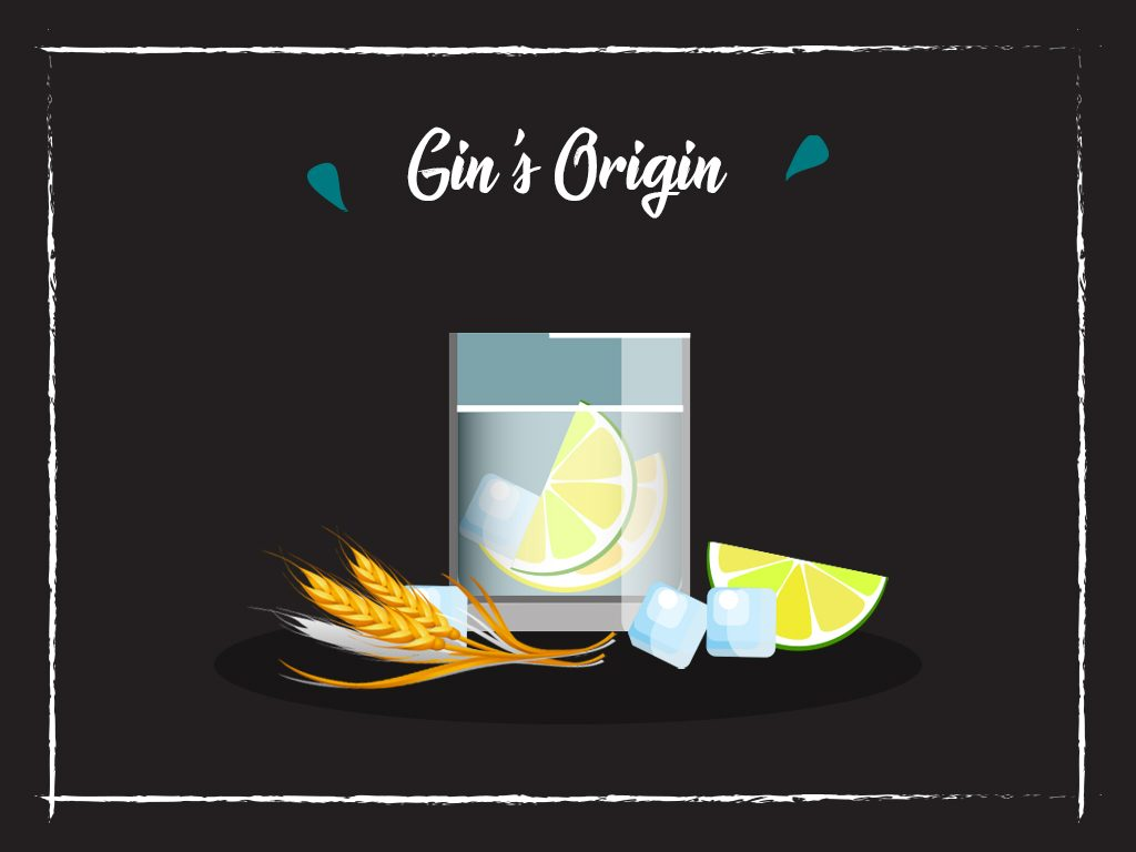 Gin's Origin