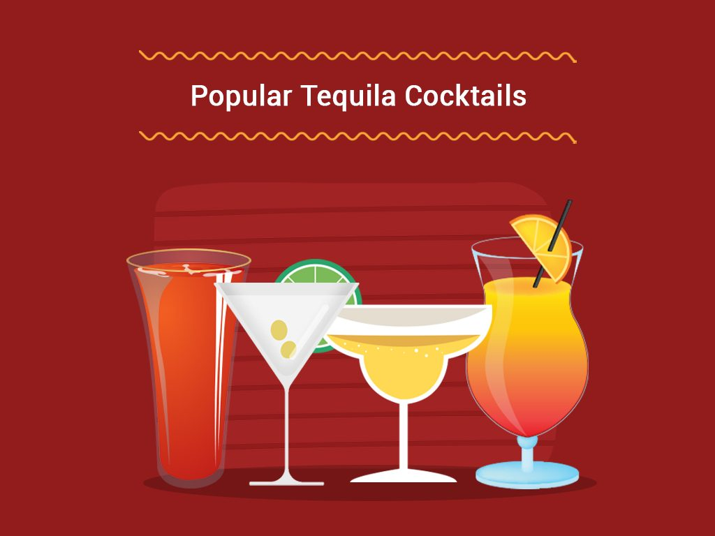 Popular Tequila Cocktails