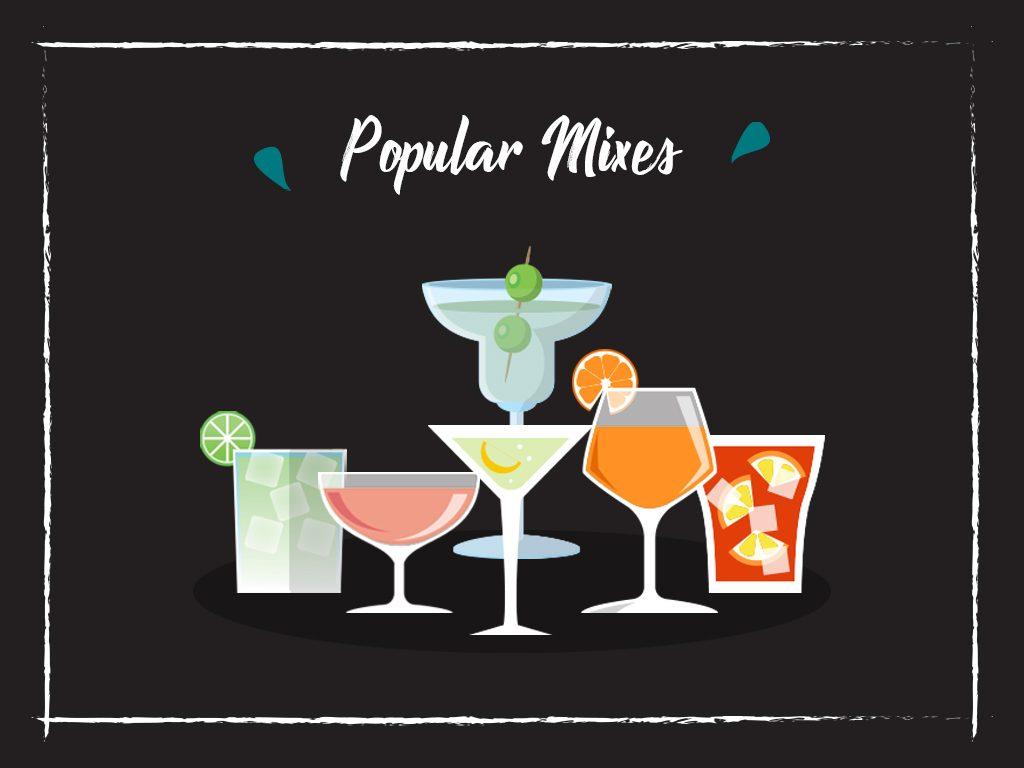 Popular Mixes