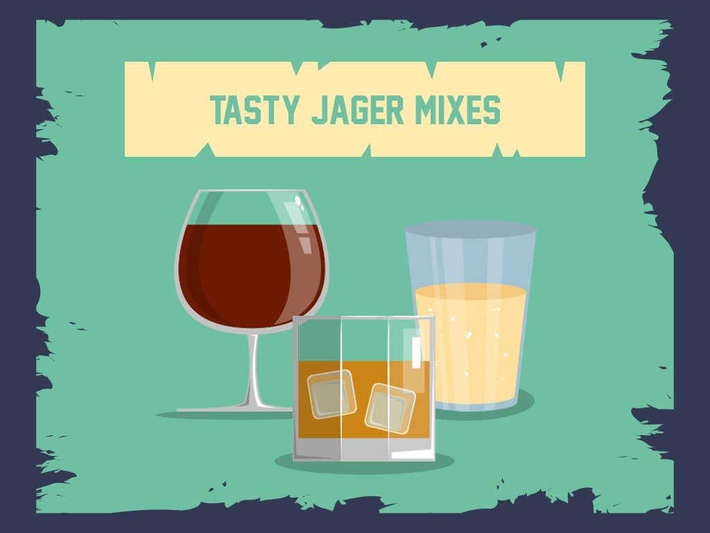 Tasty Jager Mixes