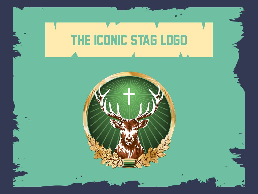 The Iconic Stag Logo