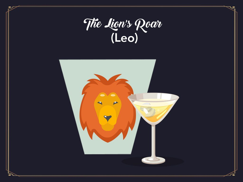 The Lion's Roar (leo)
