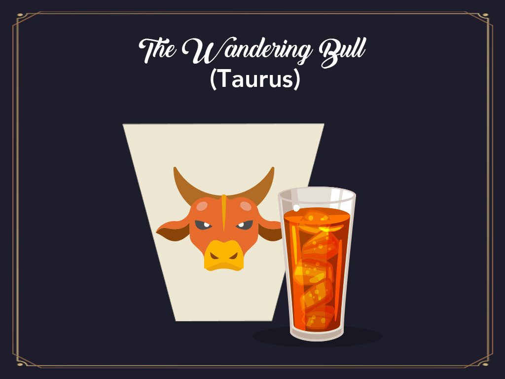 The Wandering Bull (taurus)