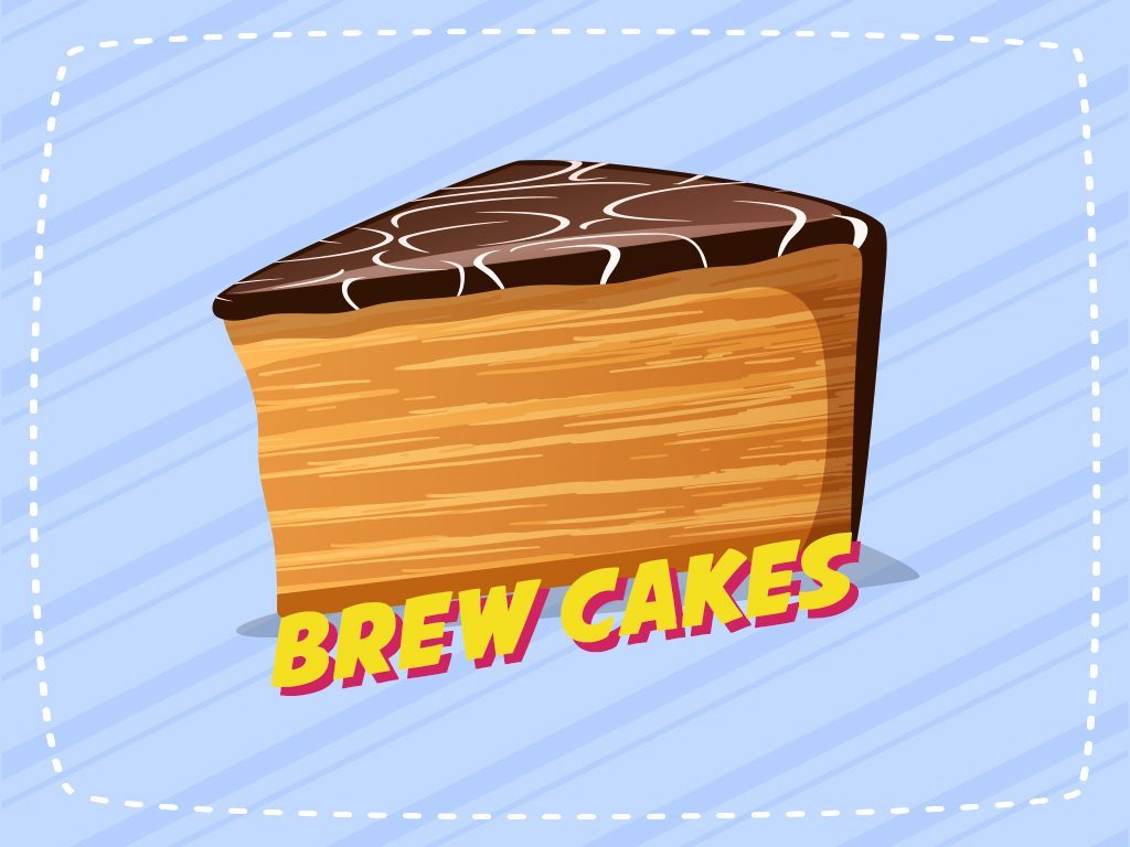 Brew Cakes