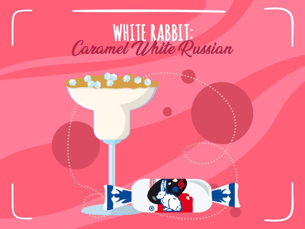 White Rabbit Caramel White Russian