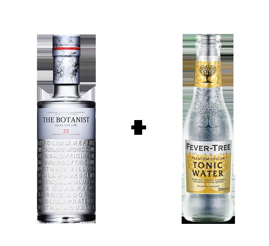 Botanist + 1btl Fever Tonic Water