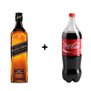 JW Black + Coke