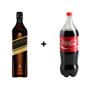 Jw Double Black + Coke